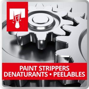 Paint Strippers - Denaturants - Peelables