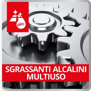 Sgrassanti Alcalini - Multiuso