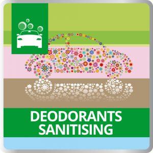 Deodorant Sanitising