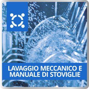 Lavaggio Meccanico E Manuale Stoviglie